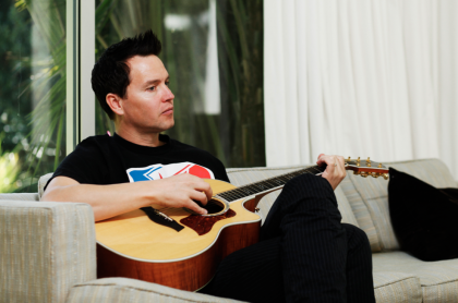 Mark Hoppus nel Blinkumentary